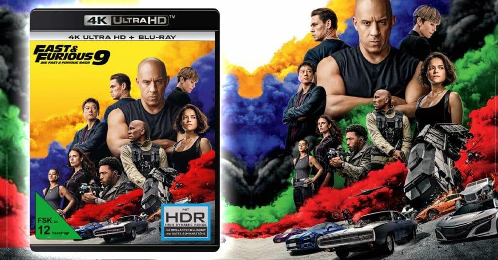 Fast & Furious 9 könnte kostenlos über den werbefinanzierten IMDb TV-Streamingdienst laufen