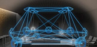 Das HT-A9 360-Spatial-Audio-Soundsystem von Sony