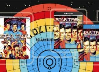 Star Trek 1-4 erscheint auf 4K Blu-ray inkl. Dolby Vision