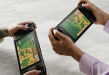Die Steam Deck Handheld-PC-Konsole von Valve könnte der Nintendo Switch Konkurrenz machen