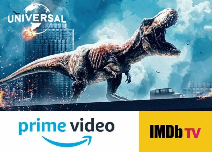 Amazon und Universal sollen sich auf einen Milliarden-Dollar-Deal geeinigt haben