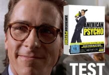 Test American Psycho 4K UHD Blu-ray