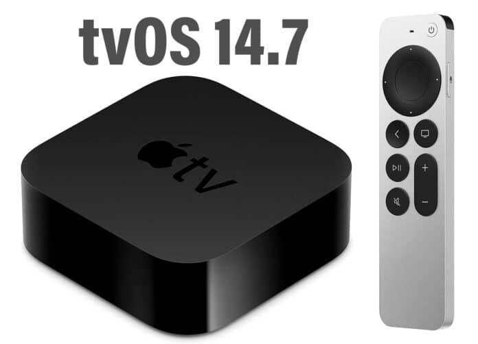 tvOS 14.7 stellt sich als sehr unspannendes Upgrade heraus