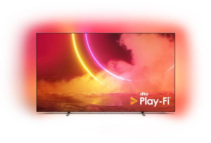 DTS-Play-Fi-Heimkino schaltet neue Möglichkeiten für Surround-Sound frei.