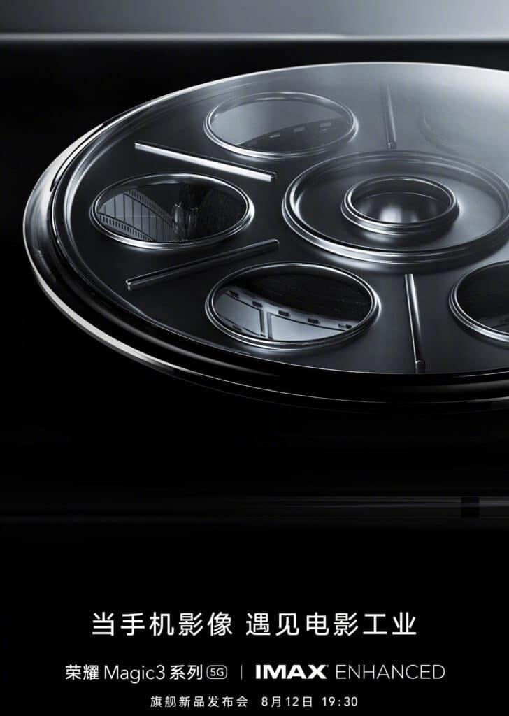 Das kommende Honor Magic 3 ist für IMAX Enhanced zertifiziert.
