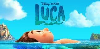 """""""Luca"""" erscheint in Deutschland nur als Blu-ray."""