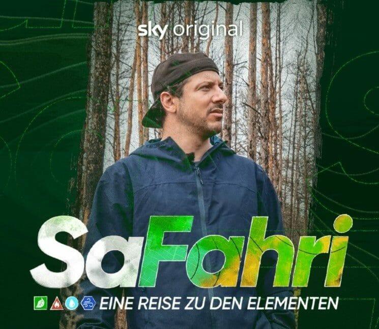 """Neue Doku """"SaFahri - Eine Reise zu den Elementen"""""""