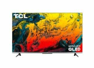 TCL veröffentlicht seine neuen QLED-TVs mit Mini LED und Google TV.