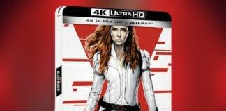 Black Widow 4K Blu-ray Steelbook vorbestellen