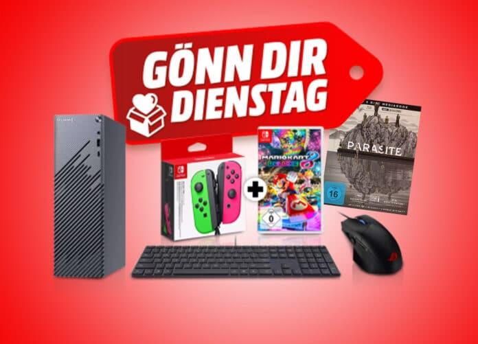 Die 24-Stunden-Schnäppchen am Gönn-dir-Dienstag inkl. Parasite 4K Blu-ray Mediabook für 19.99€