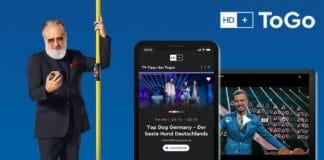 Mit HD+ ToGo könnt ihr über 50 HD-Sender auf mobilen Geräten mit iOS und Android streamen || (c) HD+
