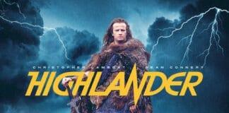 Die 4K Restauration von Highlander soll als 4K UHD Blu-ray erscheinen!