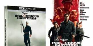 """Limitiert und begehrt: """"Inglourious Basterds"""" als 4K Blu-ray Steelbook - jetzt vorbestellbar!"""