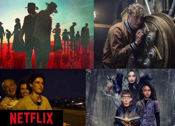 Netflix Film Neuheiten von September bis Dezember 2021