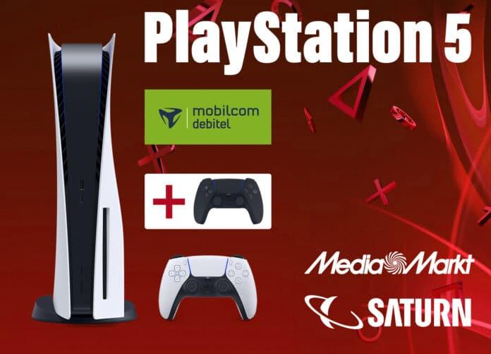 PlayStation 5 a solo 1 euro?  Sì, con questi contratti di telefonia cellulare!