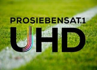 ProSiebenSat.1 UHD startet mit dem Auftakt der Deutschen Fußball Bundesliga!