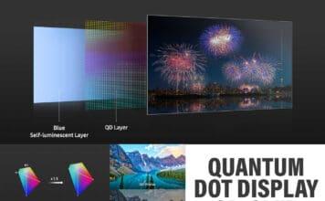 Endlich offizielle Infos zu QD-OLED oder Quantum Dot Displays von Samsung