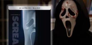 """Der Horror-Klassiker """"Scream"""" erscheint als limitiertes 4K Blu-ray Steelbook"""