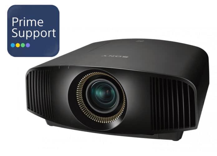 Sonys Prime-Support für die hochwertigen 4K Heimkino-Projektoren soll mangelhaft sein