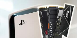 Kompatible M.2 SSD Festplatten für die PlayStation 5