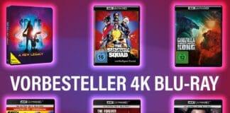 Das sind die Vorbesteller-Highlights auf 4K UHD Blu-ray bis Ende 2021