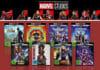 33 Prozent auf Marvel Filme sparen! Gilt für ausgewählte Marvel DVDs, Blu-rays und 4K UHD Discs