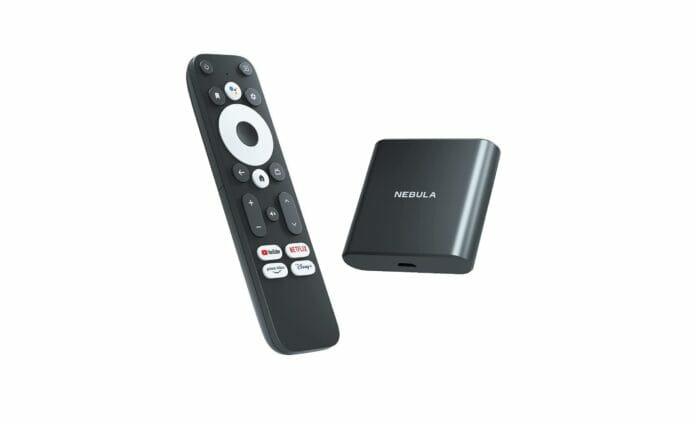 Anker bringt unter der Marke Nebula einen eigenen Streaming-Stick.