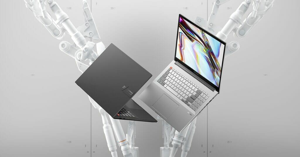 Asus bietet bereits Notebooks mit OLED-Displays an.