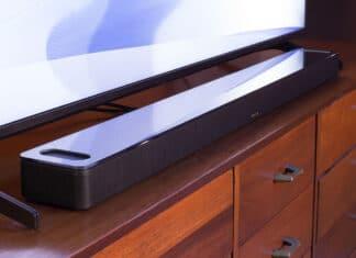 Bose stellt die Smart Soundbar 900 vor.