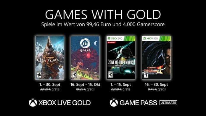 Microsoft und Sony haben ihre Gratis-Spiele für September 2021 bestätigt.
