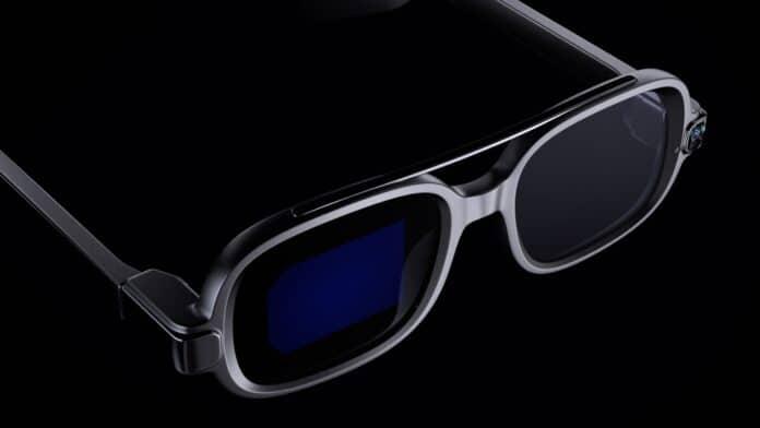 Xiaomis Smart Glasses verwenden Micro-LED-Technik.
