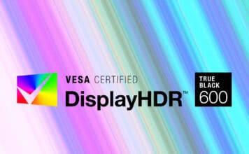 VESA DisplayHDR True Black 600 markiert die neue Spitze.