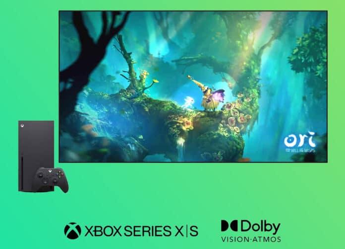 Dolby Vision steht nun für die Xbox Series X S zur Verfügung.