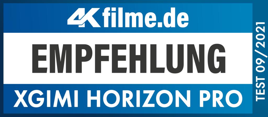 Empfehlung XGIMI Horizon Pro