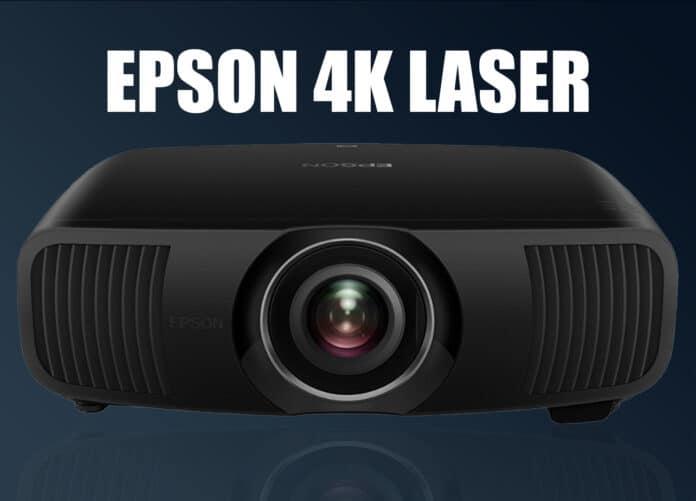 Epson präsentiert zwei 4K-Laser-Projektoren mit HDMI 2.1