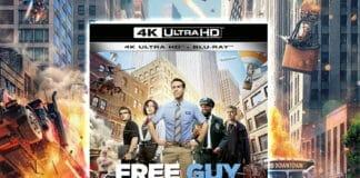 Free Guy 4K Blu-ray vorbestellen