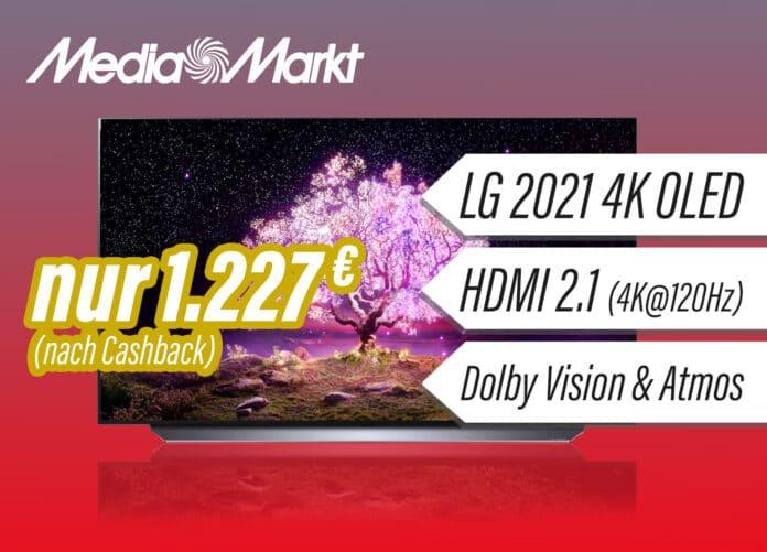 Günstige 4K OLED Fernseher bei Media Markt und Saturn ab 999 Euro