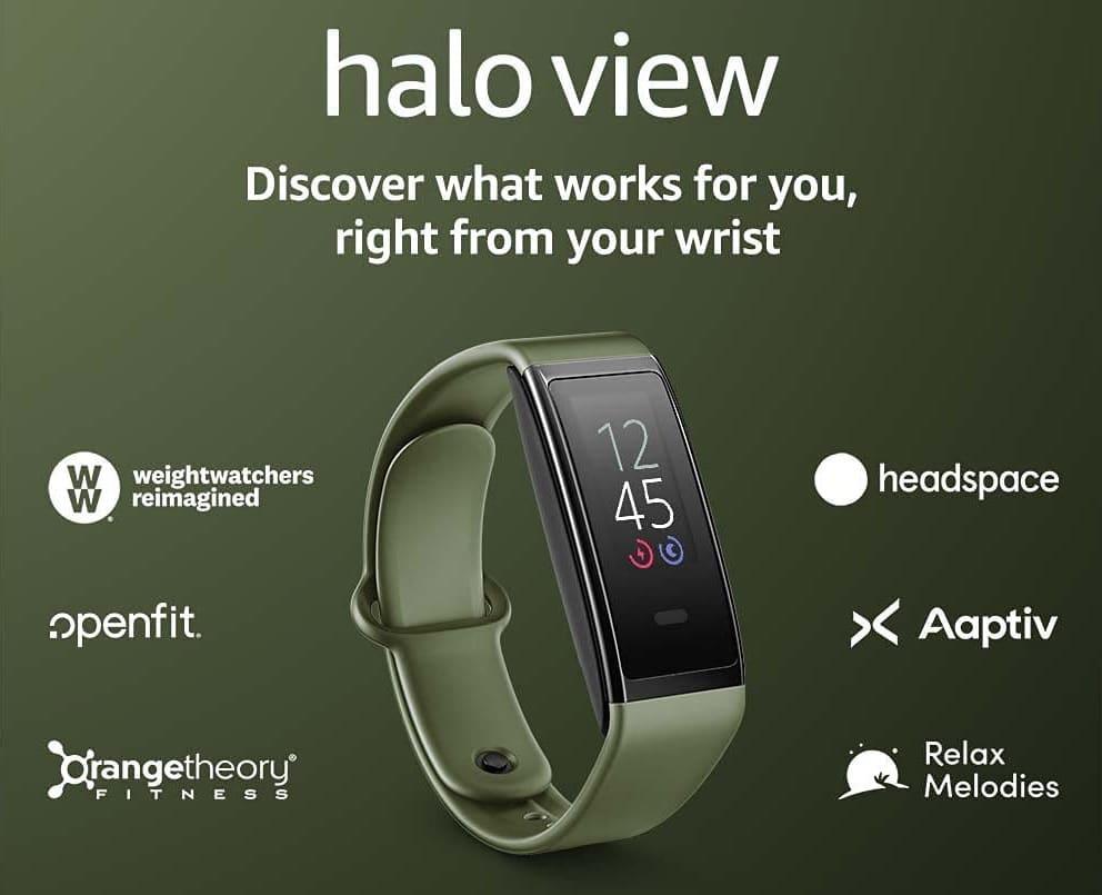 Halo Fitness Tracker