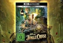 Dwayne Johnson fühlt sich wohl im Dschungel: Jungle Cruise jetzt auf 4K Blu-ray!
