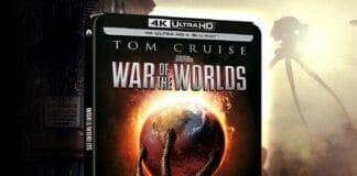 Krieg der Welten als limitiertes 4K Blu-ray Steelbook jetzt vorbestellen