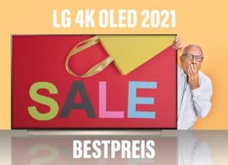 LG 4K OLED 2021 TV zum Bestpreis - Saturn unterbietet sie alle!