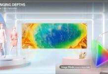 Die LG Direct View LED Extreme Home Cinema Displays gehen in den Verkauf