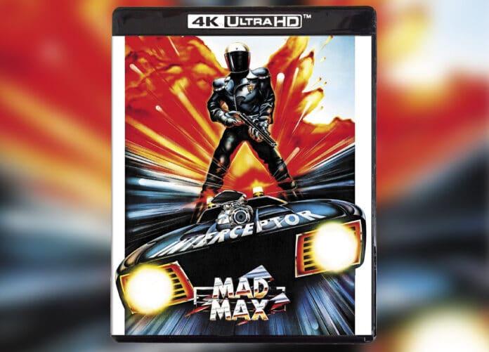 Die Mad Max Original-Trilogie erreicht uns auf 4K Blu-ray