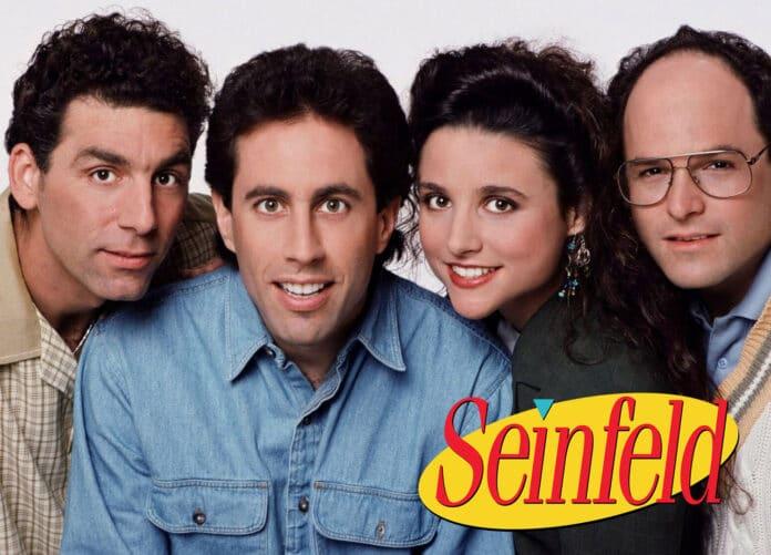Seinfeld wird auf Netflix erstmals in 4K Auflösung gezeigt || Bild: NBC