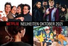 """Die Oktober Neuheiten auf Netflix starten am 1. des Monats mit """"Seinfeld"""""""