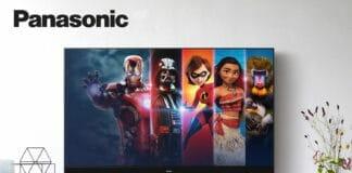 Disney+ (Plus) App für Panasonic 4K Smart TVs
