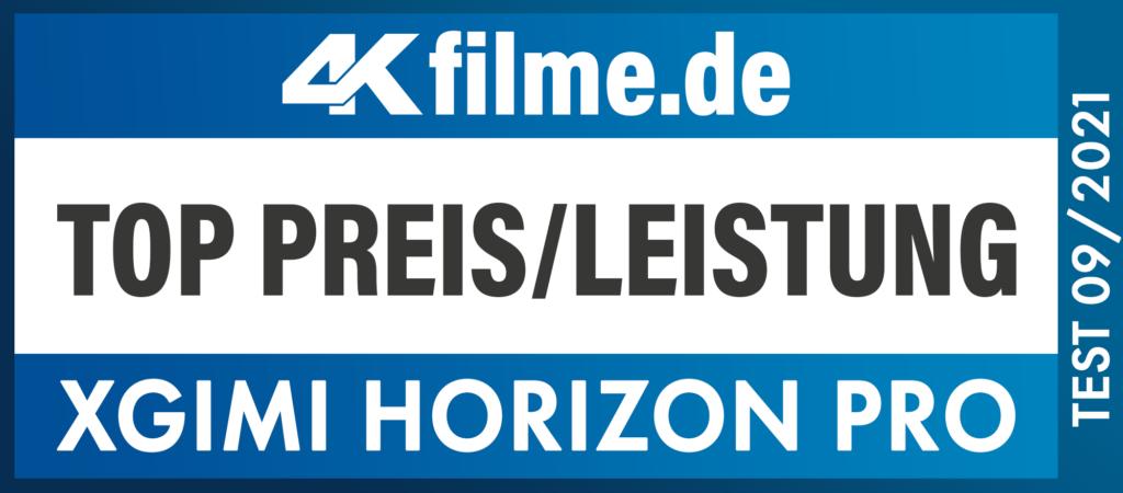 Preis/Leistungs-Sieger XGIMI Horizon Pro