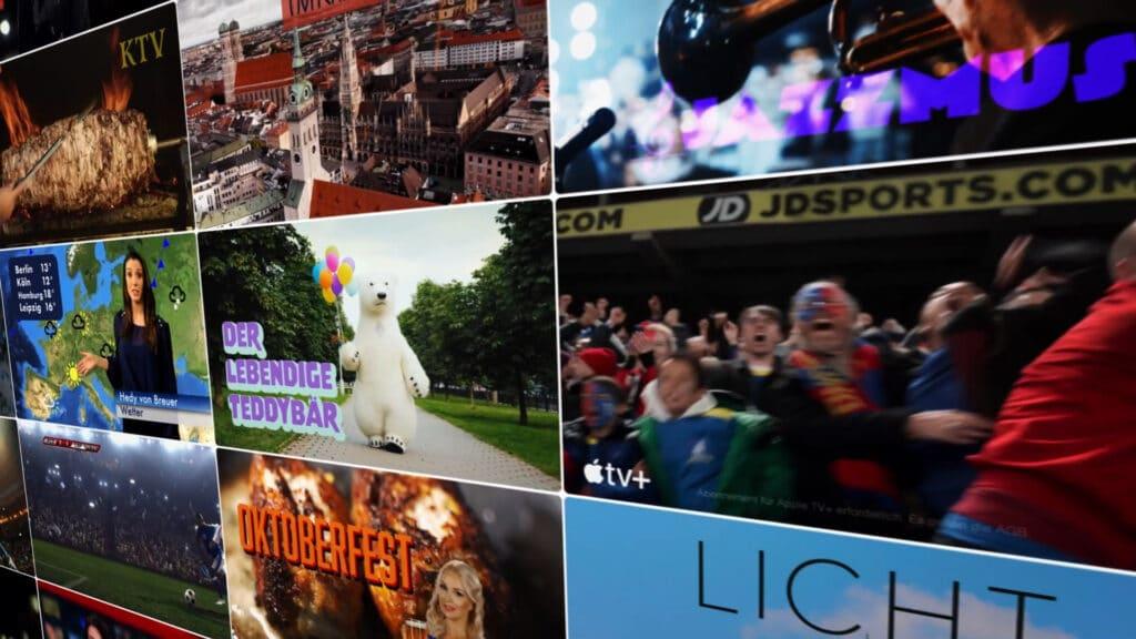 Bereits zum Verkaufsstart stehen alle wichtigen Streaming-Apps und Mediatheken bereit zur Nutzung