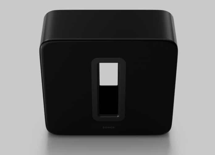 Der Sonos Sub (3. Generation) soll einen Seriendefekt aufweisen