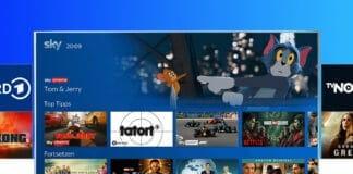 Arbeitet Sky Q an einem eigenen Smart TV / Fernseher?